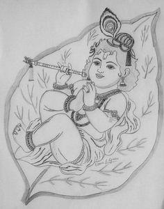 jai shree krishna krishna art lord krishna
