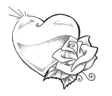 1074 tattoos lovely heart tattoo designs for valentine page 42