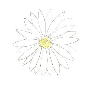 flower drawing easy flowers drawingchallenge