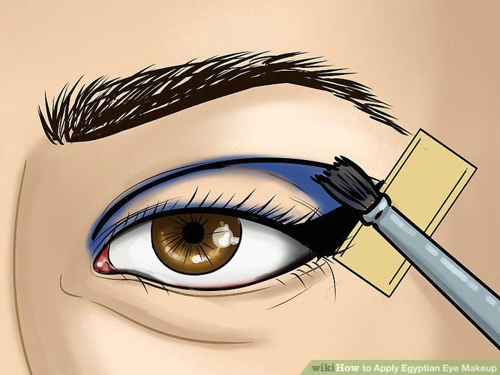 image titled apply egyptian eye makeup step 8