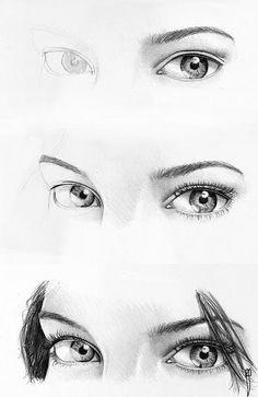 twarz oczy drawing tips realistic eye drawing drawing techniques drawing process