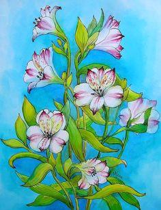 flower art fine art america