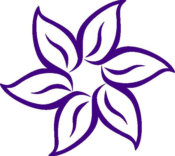 cartoon flowers clip art purple flower outline clip art vector clip art online royalty free