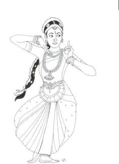 bridal mehandi outline drawings art drawings drawing sketches