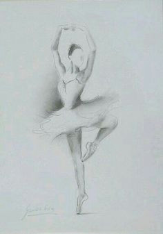 ballerina zeichnung ballett zeichnung zeichenkohle nachzeichnen skizzieren ballerinen madchen malen
