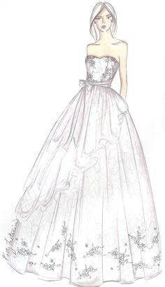 gorgeous prom dress designing fashion model pictures fashion models wedding dress sketches wedding