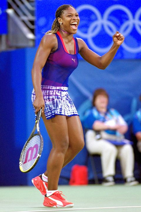 see serena williams s best u s open looks ever