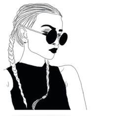 photo drawing girlstumblr
