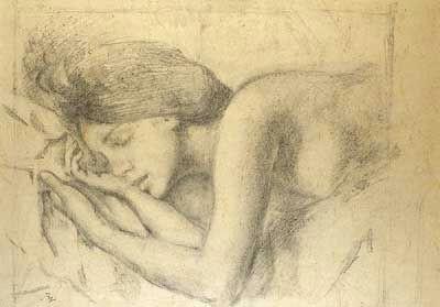 sleeping girl balthus