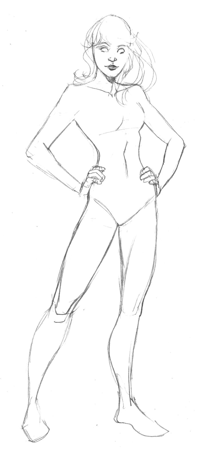 pin by calvester graham on superhero template pinterest drawings art reference and drawing poses