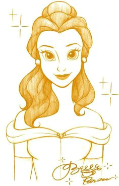 bella from beauty and the beast cant wait for the new film of thus movie coming out march whitney green a learning to draw