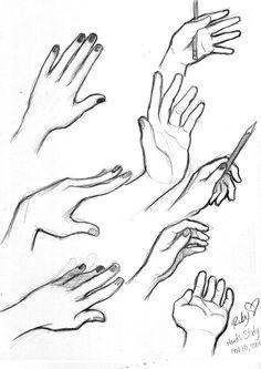 croquis drawing hands hand drawings drawing skills drawing tips drawing reference