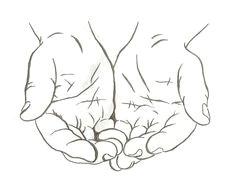 tattooooo praying hands drawinghand
