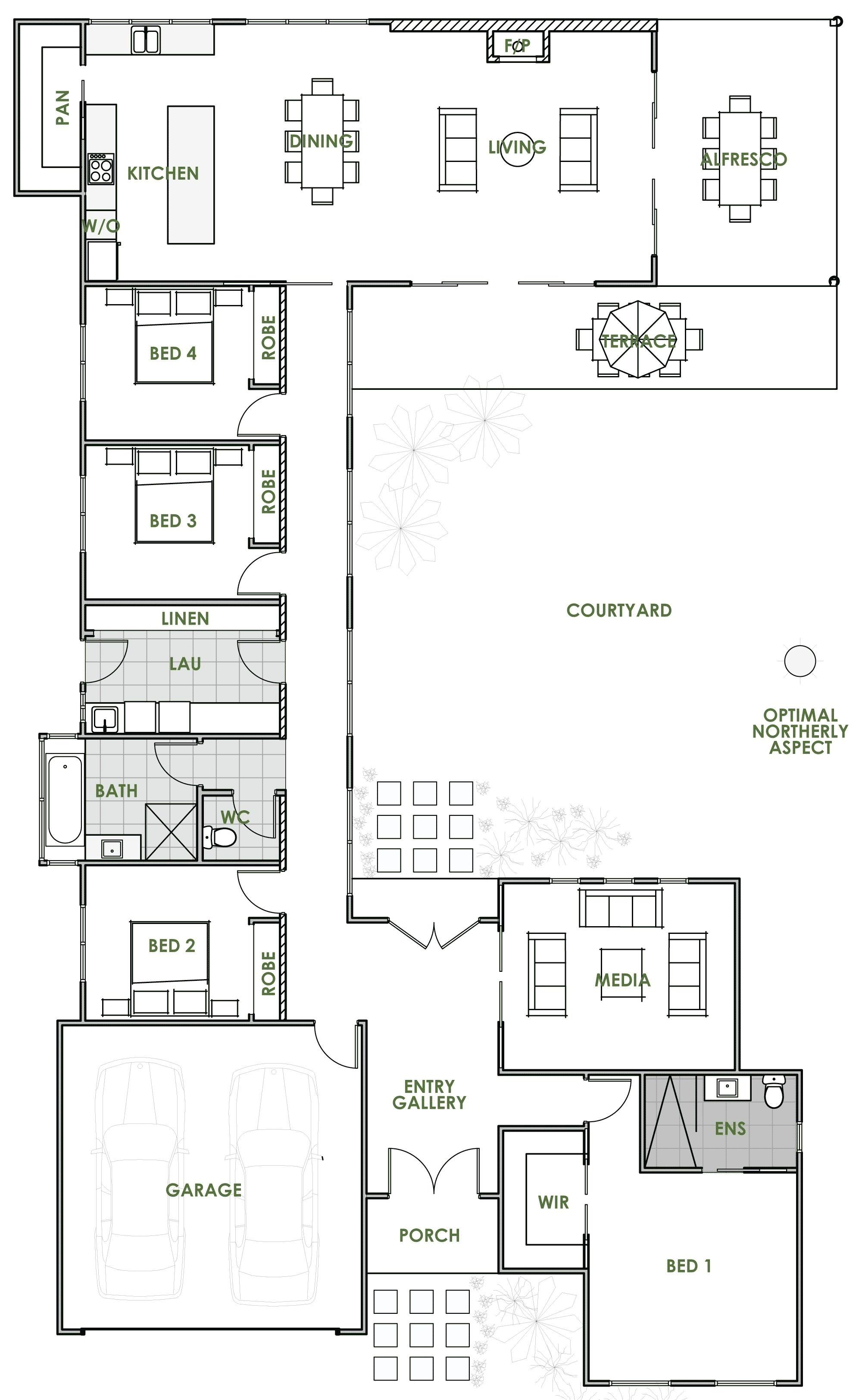 house design layout line new line floor plan unique home plans 0d