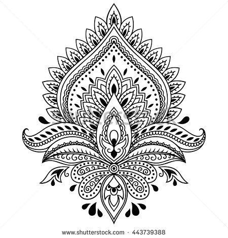mandala tattoo vorlagen