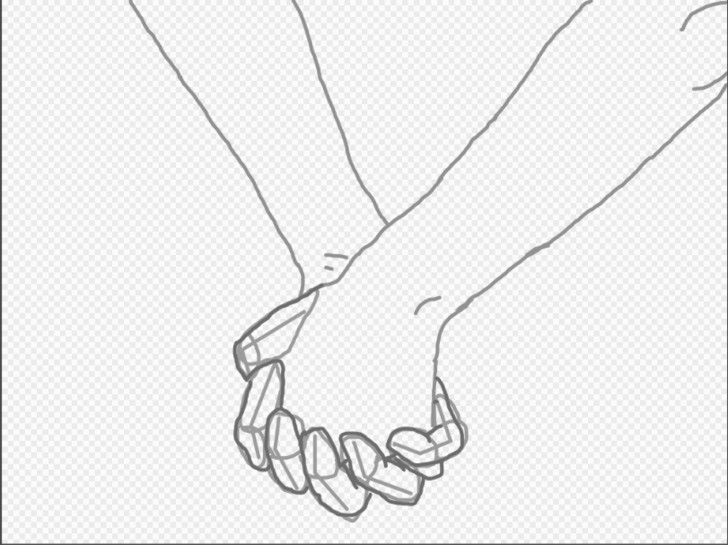 image titled draw a couple holding hands method 1 step 9 png