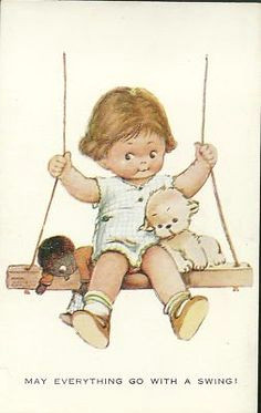 mabel lucie atwell may everything go with a swing
