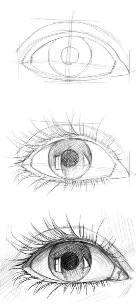 20 amazing eye drawing ideas inspiration brighter craft