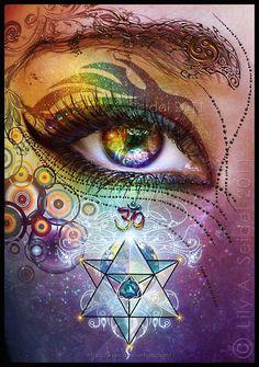 5293b8d745f2456f4035b37cf9afc0ce jpg 580a 825 rainbow eyes look into my eyes