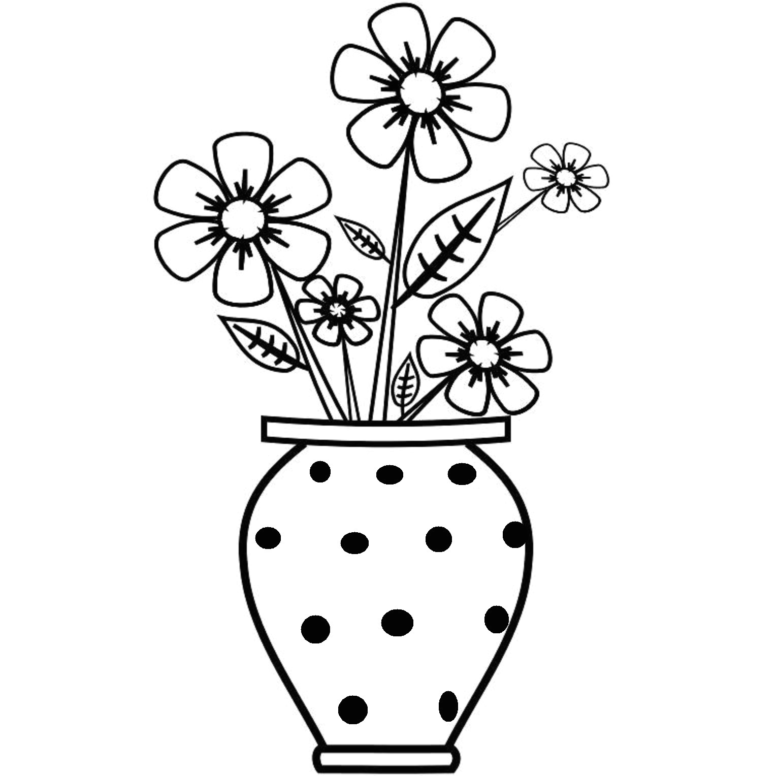 Drawing Of Rose Pot Flowers to Draw Easy Step by Step Flower Pot for Drawing Sketches