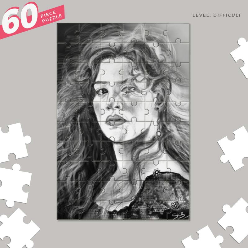 kate winslet rose titanic jigsaw puzzles artist draw on demand postergully