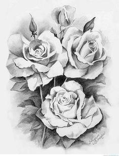 draw beautiful roses creative artistic people tattoo help yahoo
