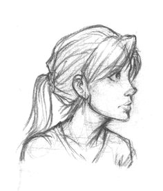 another profile face by hailleypete deviantart com on deviantart