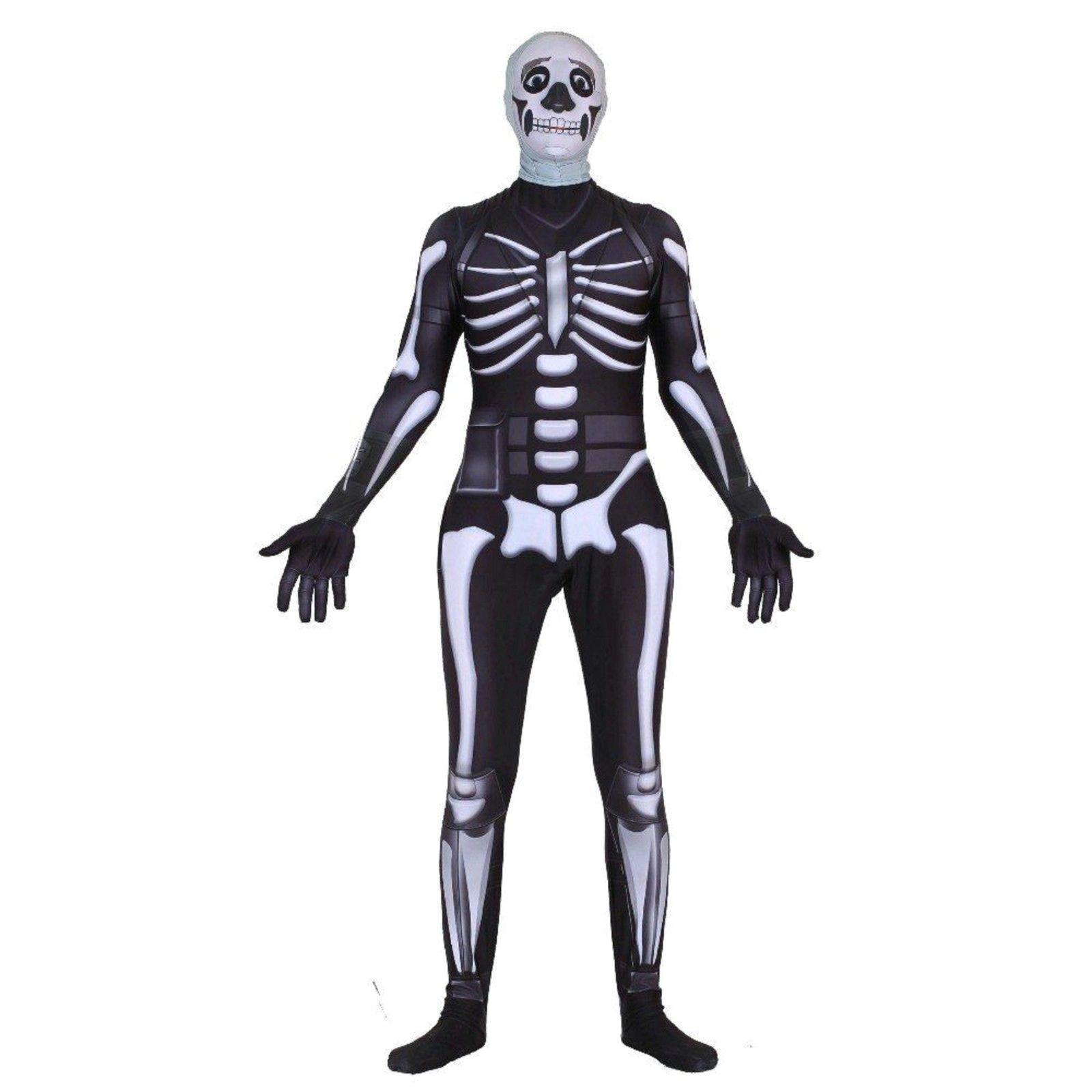 skull trooper costume fortnite