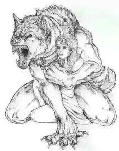 beast when it comes to my wifey wolf bilder zeichentrick fabelwesen tattoo vorlagen