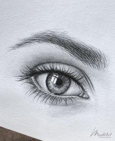sketchbook drawing of an eye close up i pencil art idea i eye drawing realistic sketch