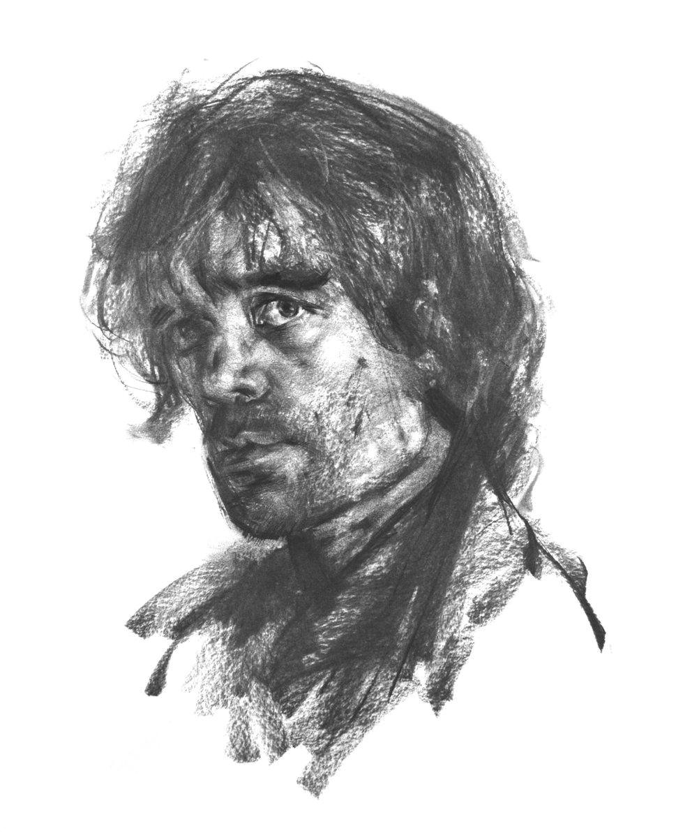 artist zim lim allegro no 88 spiccato drawing portrait