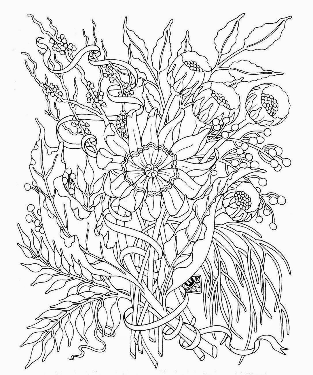 pichers of flowers unique best vases flower vase coloring page pages flowers in a top i