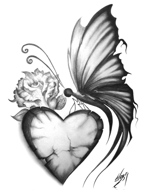 butterfly by tresdiasdegracia on deviantart