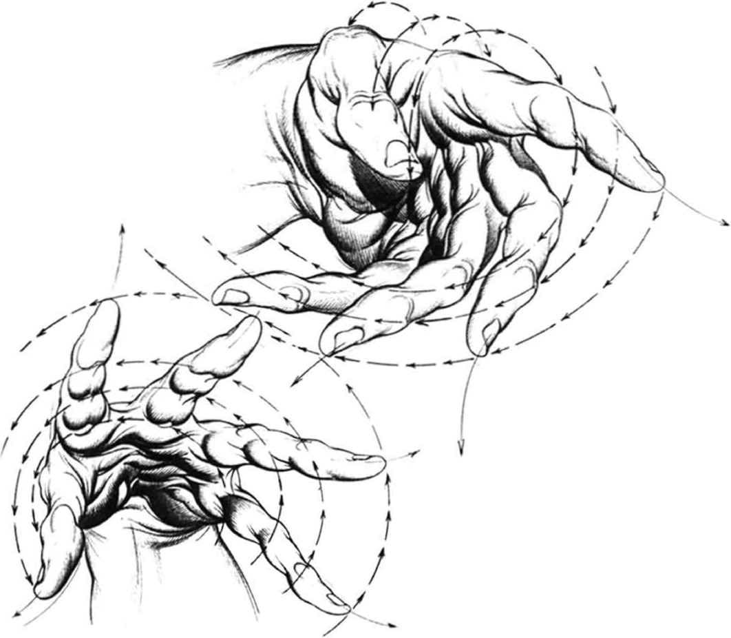 anyone who has tried to draw the human figure has quickly learned that the hand is among the most complex of the body forms to draw the hand accurately and