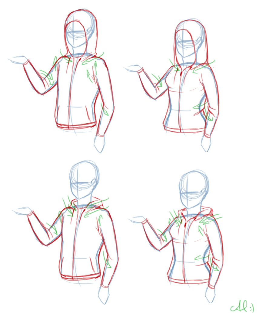 Drawing References Tumblr Hoodies Via Poetofbloodandtime On Tumblr Art Tips Drawings Art
