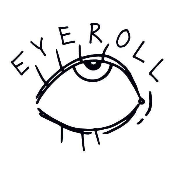 eye roll temporary tattoo marketplace