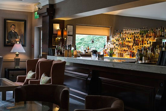 the marcliffe hotel and spa drawing room bar