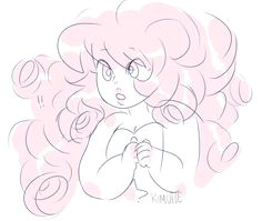 beach city bugle drawing things out 161 rose quartz steven universe drawing things
