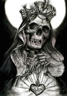 by alex gotza chicano tattoos chicano art skull tattoos evil skull tattoo