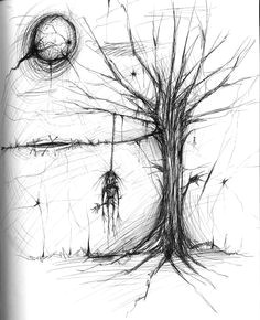 Drawing Scary Things 482 Best Creepy Drawings Images