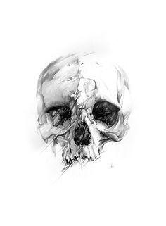 skull by alexis marcou skull tattoos small skull tattoo small tatto body art