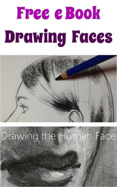 free ebook drawing faces easy tips and tricks for how to draw realistic