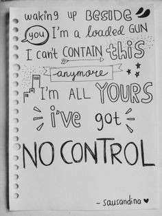 no control lyric drawing by me one direction art one direction drawings