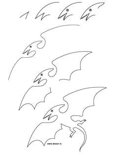 2014 05 en flyvea gle easy dinosaur drawing easy drawings
