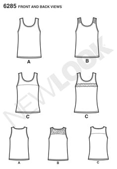 find misses knit tank tops at simplicity plus many more unique crafts crafts projects supplies tools more