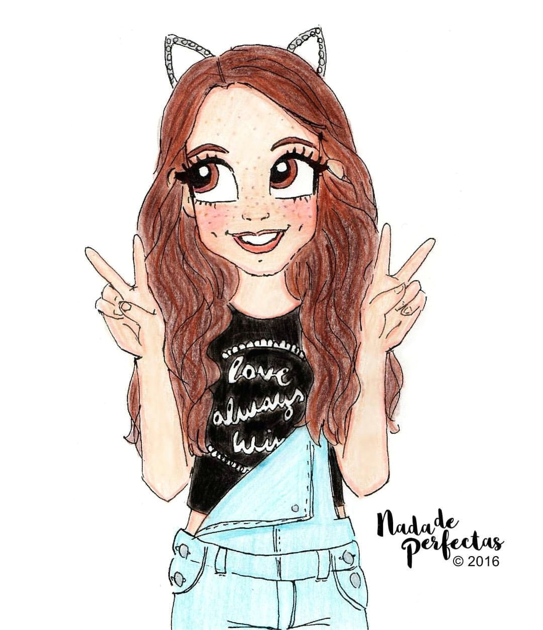 drawing of my pretty iamrubyjay happy monday to each and everyone and i hope you like it this drawing for you ruby a love you