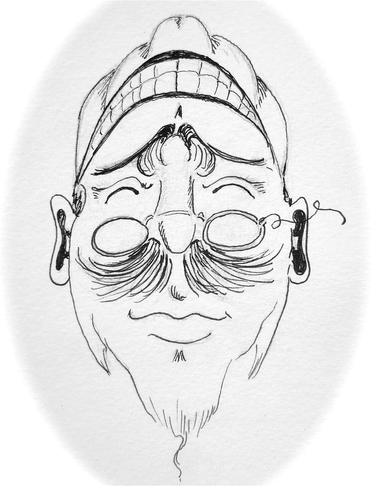 upside down face illusions google search