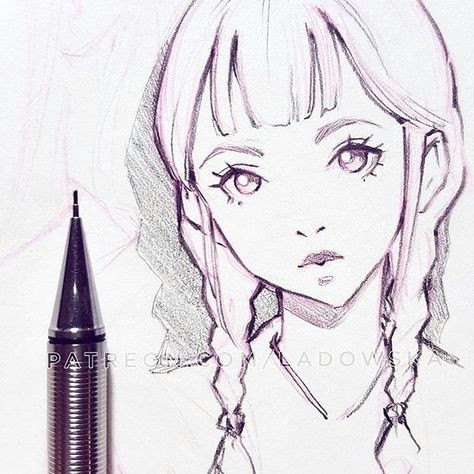 Drawing Tired Eyes Tiny Sketch It Was My First Week Back at Work so I Was too Tired to