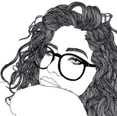 tumblr outline outline art outline drawings tumblr art tumblr girl drawing