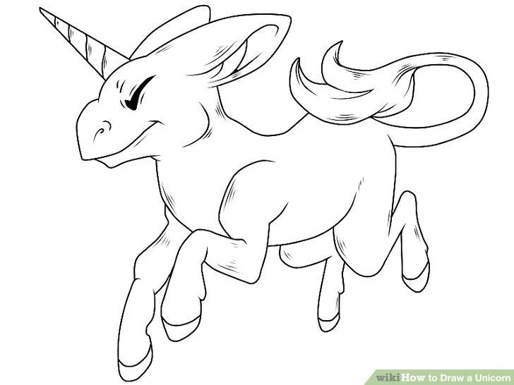 image titled draw a unicorn step 8